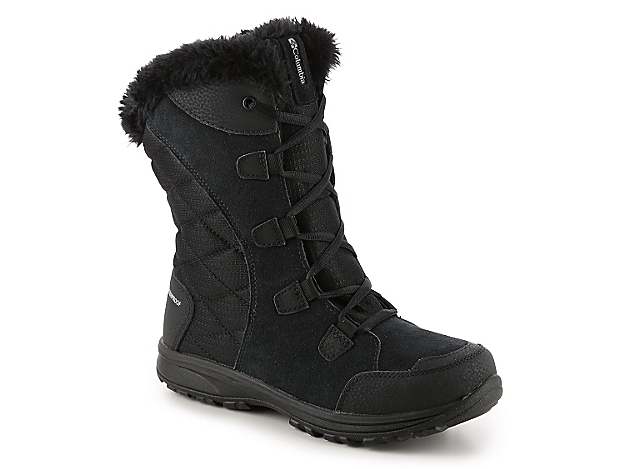 <p>The Ice Maiden II from Columbia is the ultimate snow boot! If you need a waterproof winter boot for all of your cold weather adventures this season, then look no further! Full of technology to keep you warm and comfortable in icy conditions, these cozy boots are just what you need.</p><p><a href=\