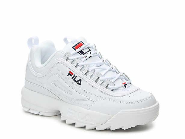 Fila Disruptor II Premium Sneaker Women's Women's Shoes   DSW