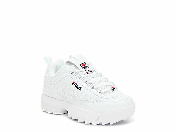 Fila Disruptor II Sneaker Kids' Kids Shoes DSW  DSW