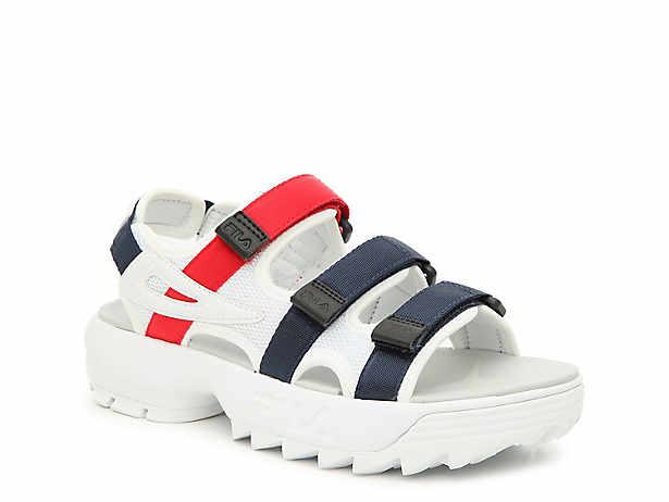 Fila Disruptor Platform Sandal Women's Shoes DSW  DSW