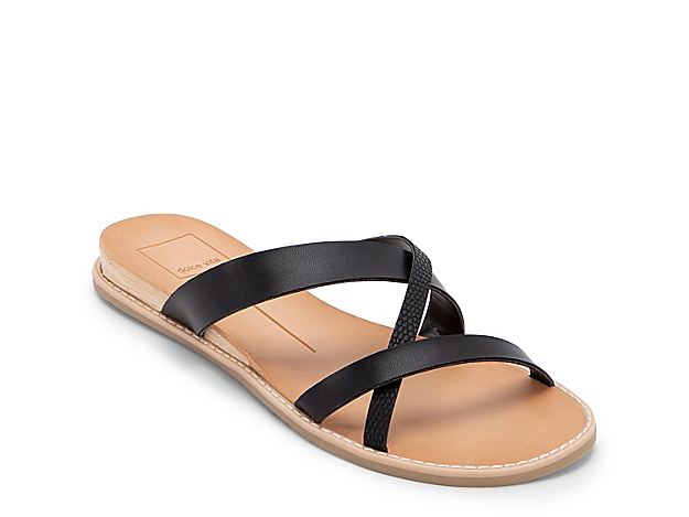 Covering a variety of color mashups and pattern options, the Nebi sandals from Dolce Vita are a sweet summer staple that slide on effortlessly!