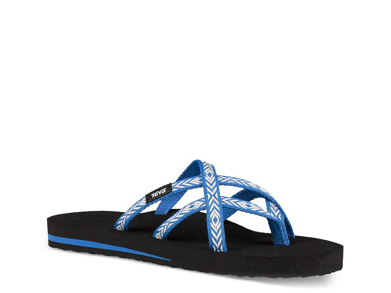 buy popular 41ceb 108b8 Olowahu Striped Flip Flop