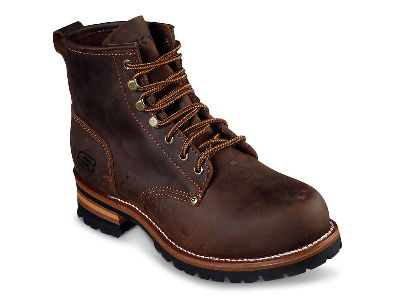 Skechers Cascade Boot Men's Shoes DSW  DSW