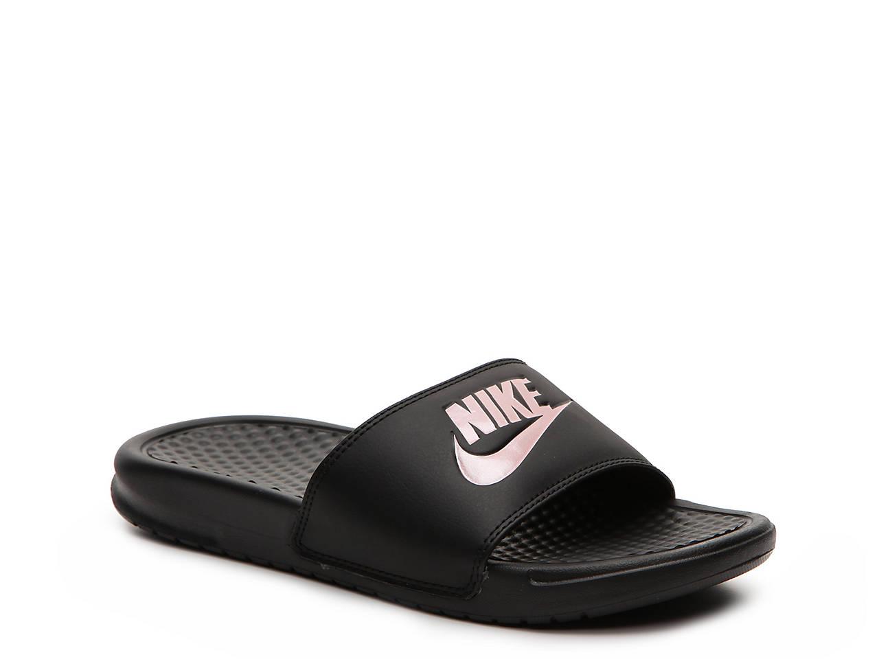68011de80 Nike Benassi Slide Sandal - Women's Women's Shoes | DSW