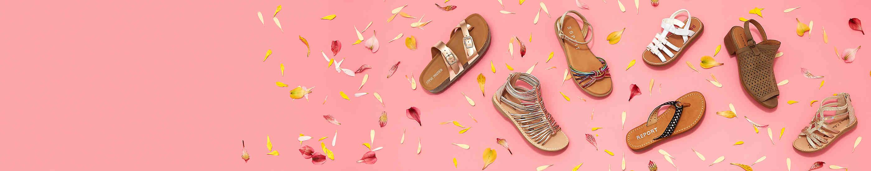 96cfcfd1e5e Girls  Sandals