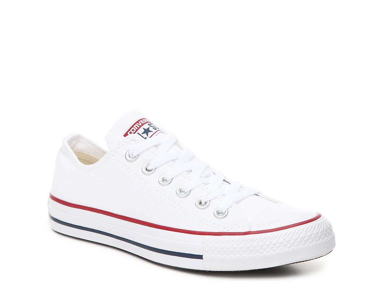 converse shoes white