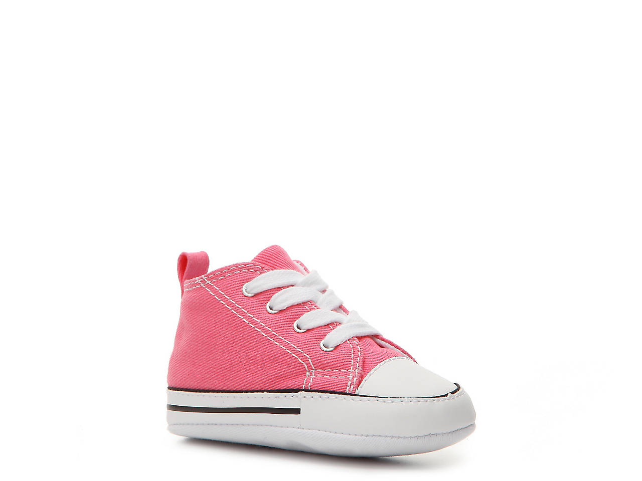60be12795cab Converse Chuck Taylor All Star First Star Infant Crib Shoe Kids ...