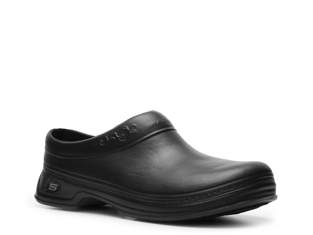 d0cef0f1594 Skechers Work Clara Clog Women s Shoes