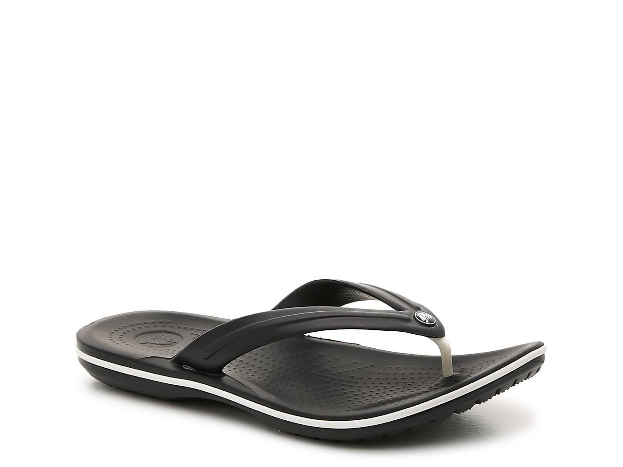1cf53d6a2d4c3 Crocs Crocband Flip Flop Women's Shoes   DSW