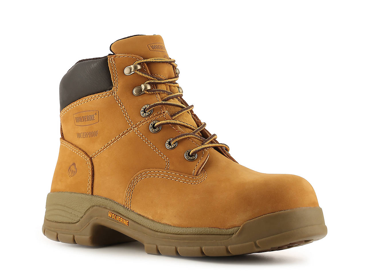 04677fc4838 5065 Steel Toe Work Boot