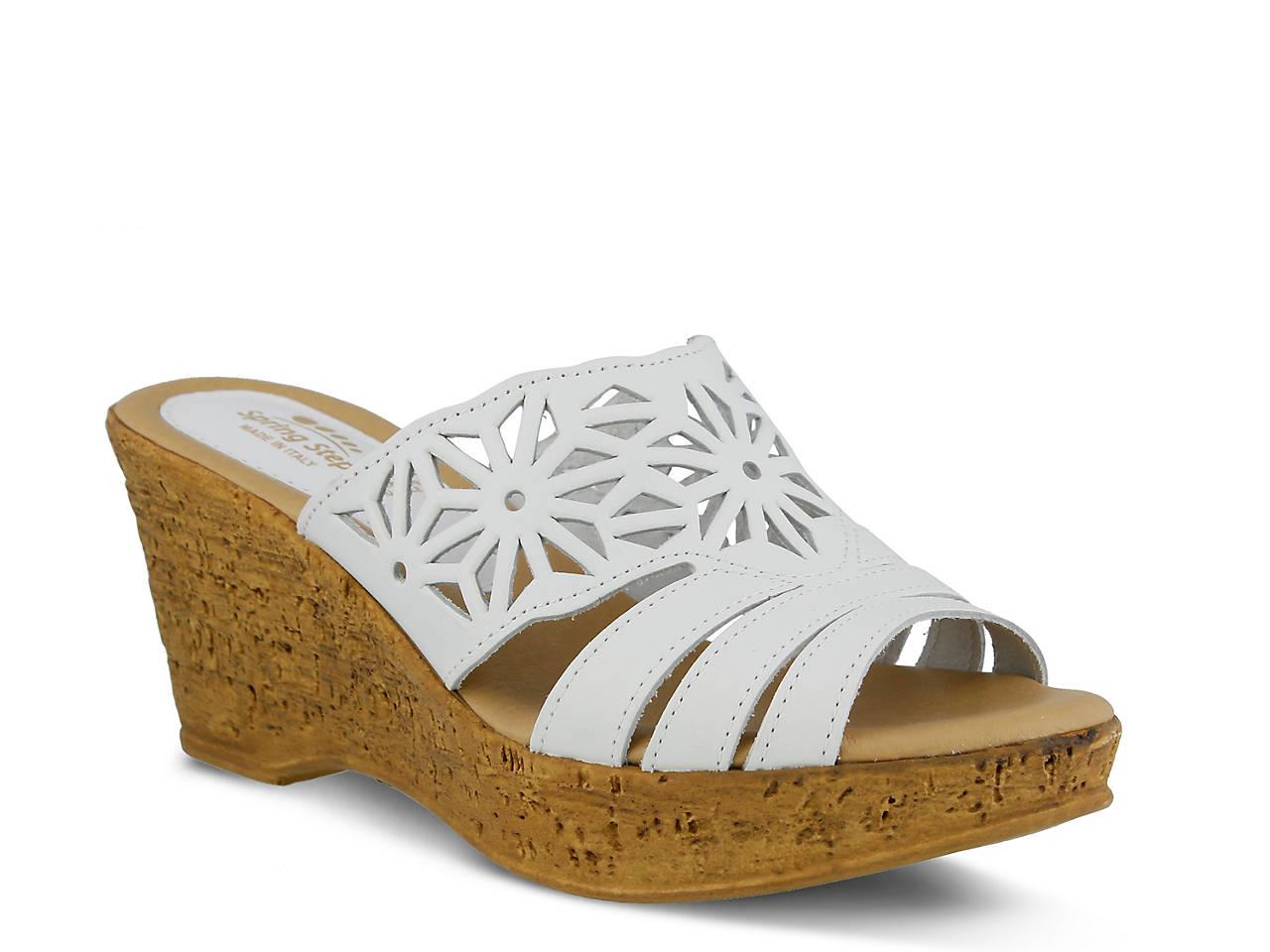 Spring Step Women's Dora Wedge Sandal vH53UUlUV