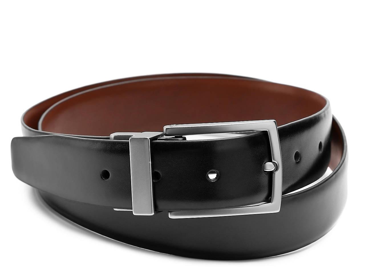 e65d1936506 Kenneth Cole Reaction Reversible Men s Leather Belt Men s Handbags ...