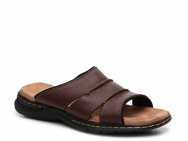 Men S Sandals Men S Leather Sandals Dsw