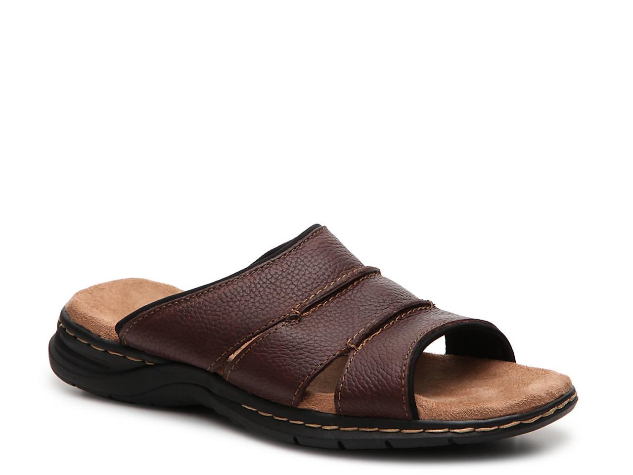 befe6d351ac Dr. Scholl s Gordon Slide Sandal Men s Shoes