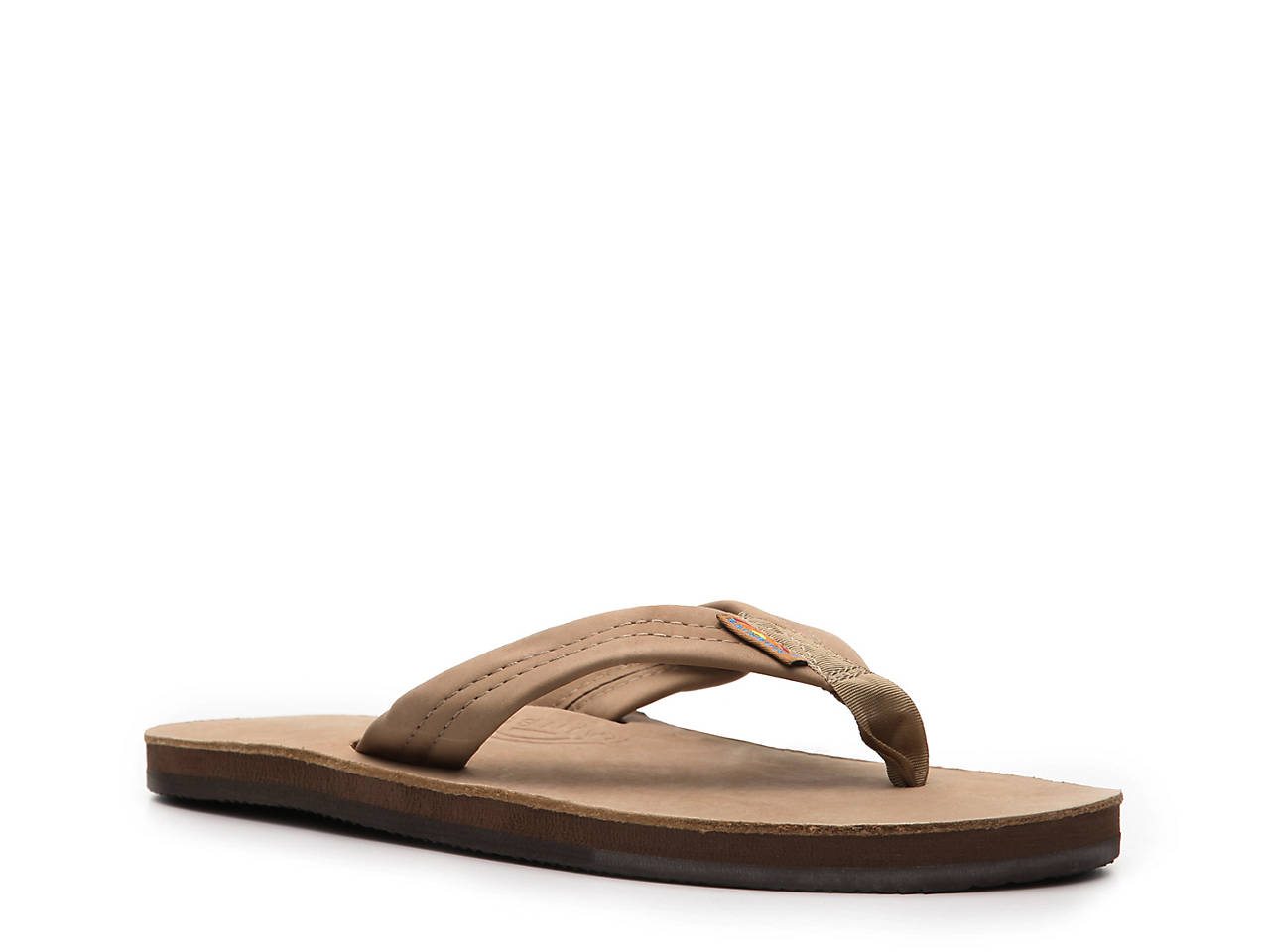 4c5133d2ff4c Rainbow Premier Leather Sandal Men s Shoes
