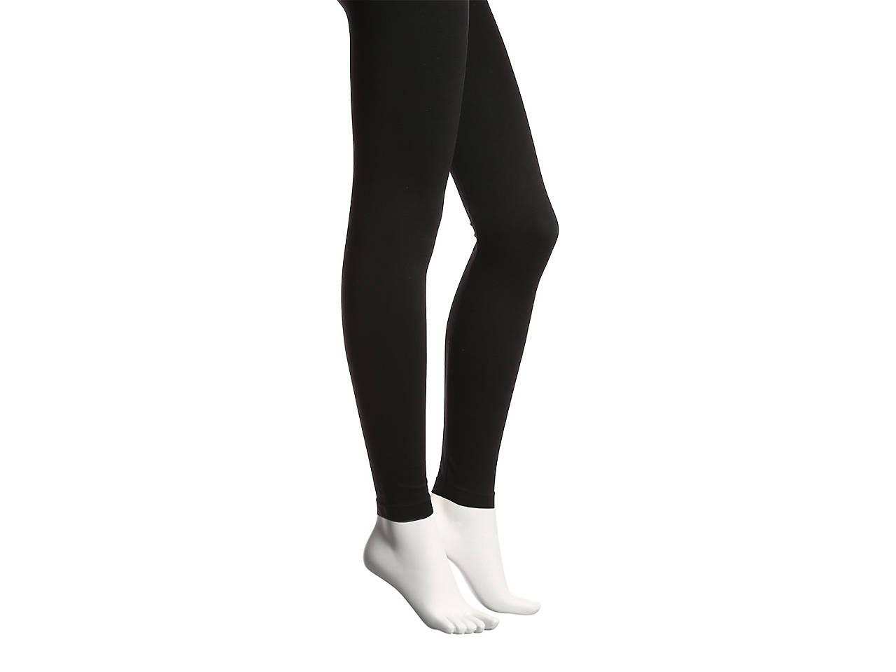 771f920157c10 Via Spiga - Luxury Seamless Microfiber Women's Leggings Women's ...