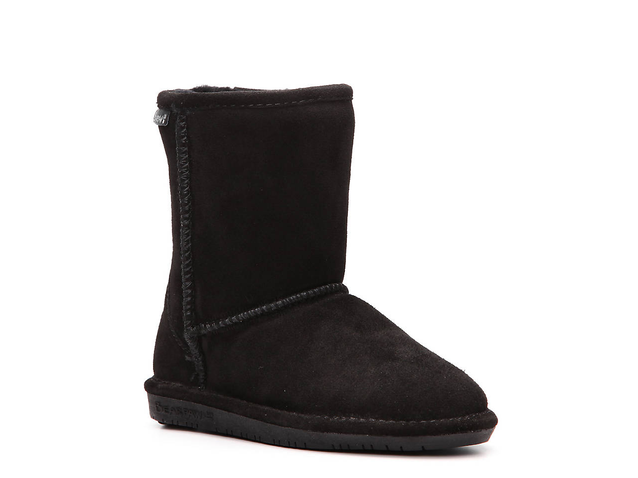 1f9afcc90470 Bearpaw Emma Youth Boot Kids Shoes