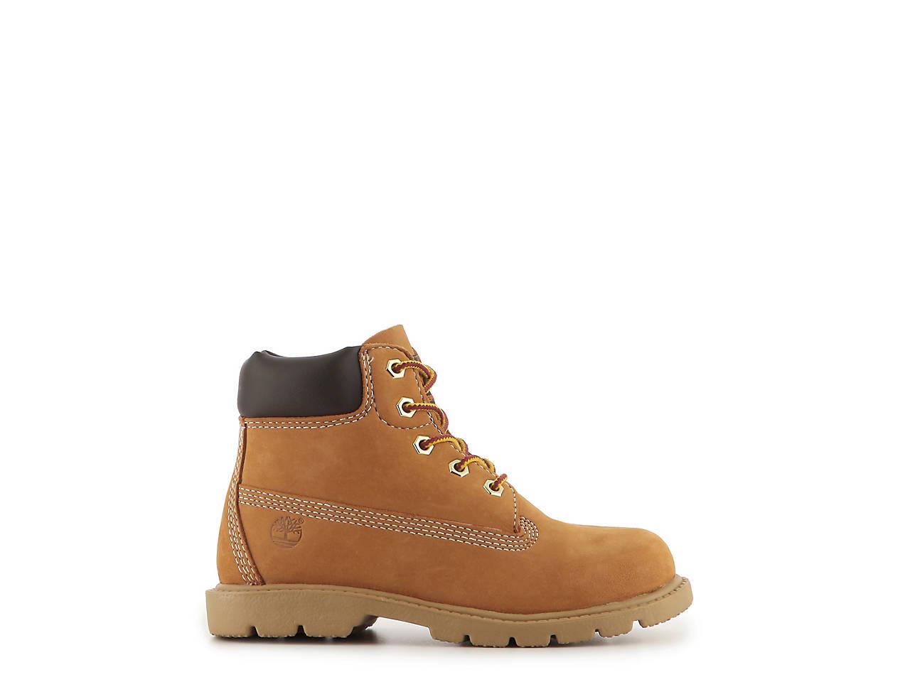 Kids Timberland 6 Inch Premium Waterproof Boot (Infant