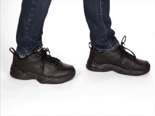 61cf8ada1800f Nike Air Monarch IV Training Shoe - Men s Men s Shoes