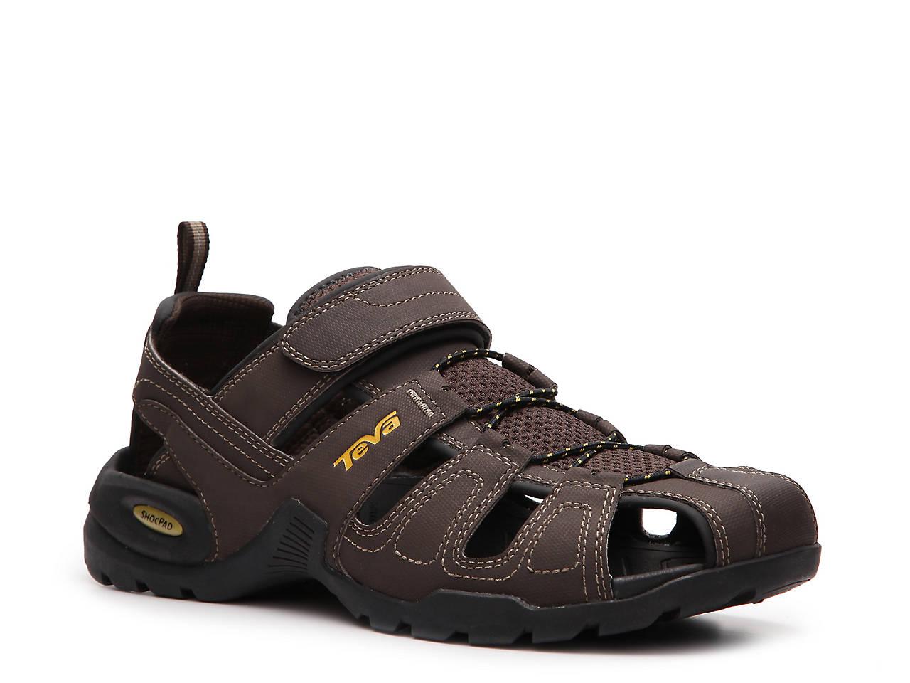 f16357f3f5c2 Teva Forebay Fisherman Sandal Men s Shoes
