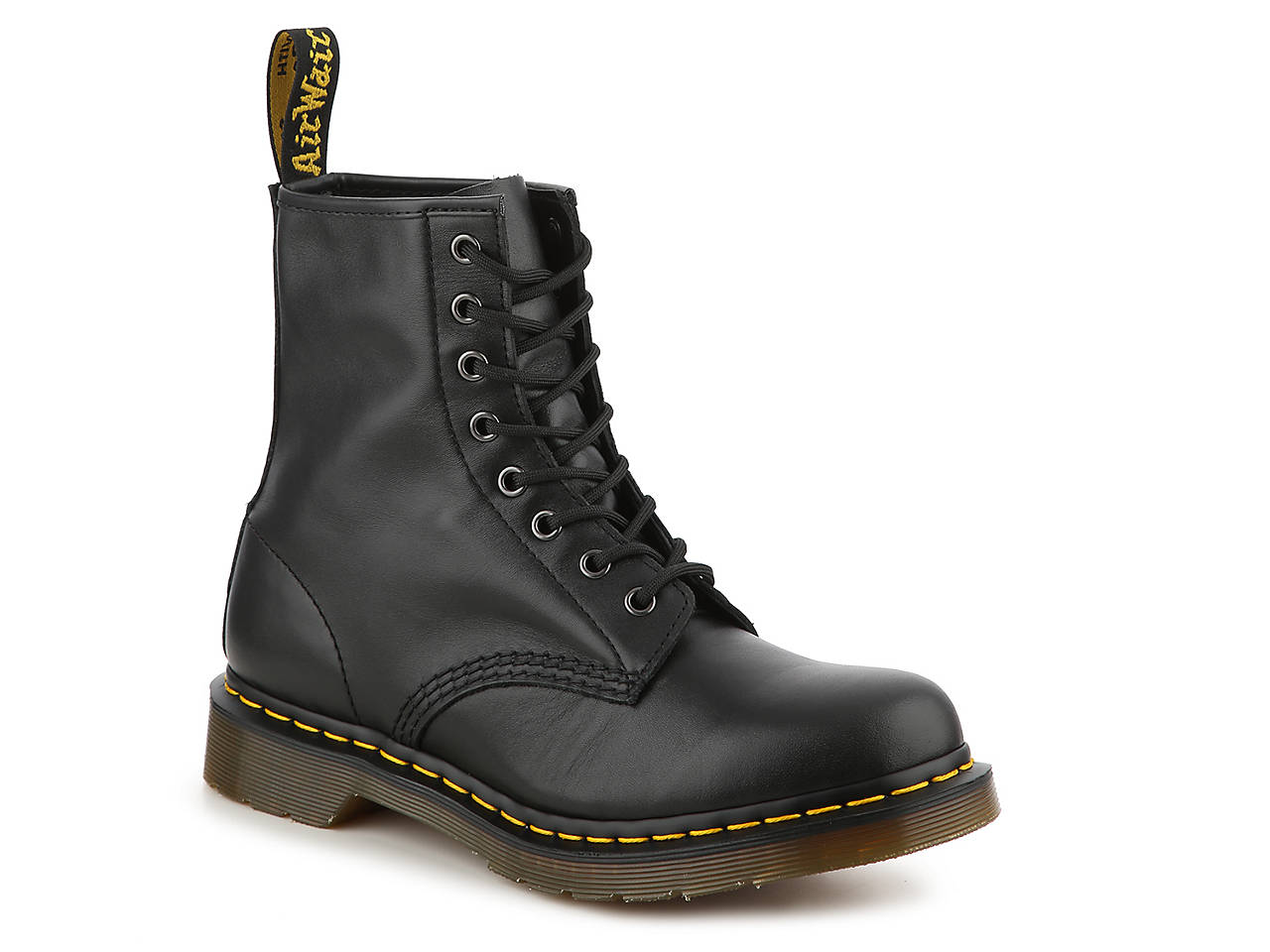 Dr. Martens 1460 Combat Boot Women s Shoes  80f6d468d20c