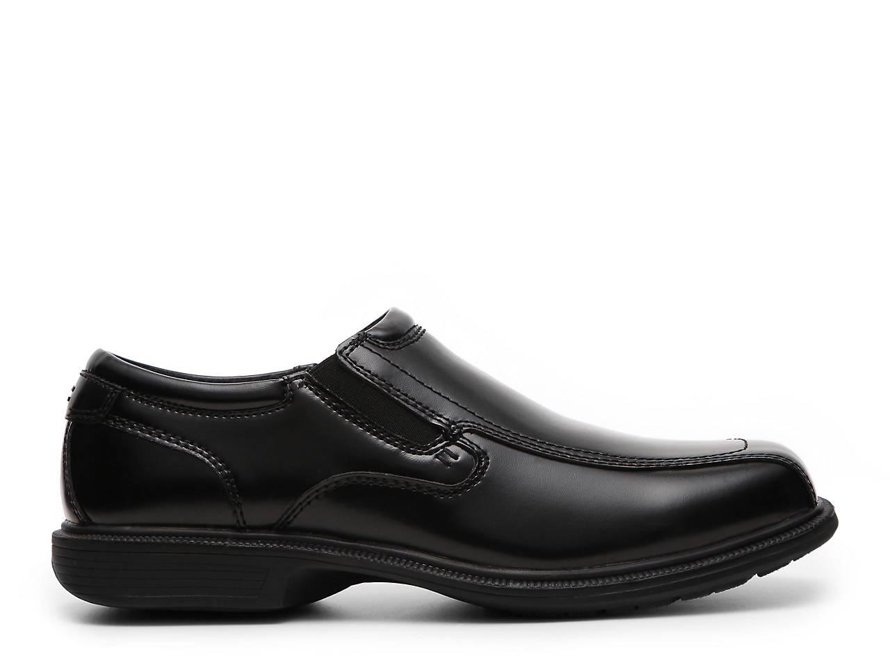 ff879623e4 Nunn Bush Bleeker St Slip-On Men s Shoes
