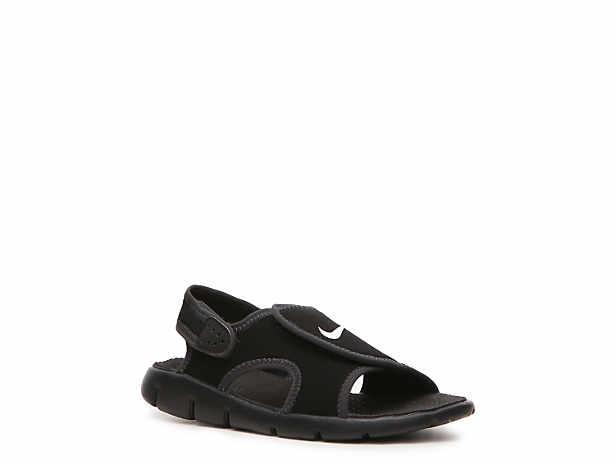 d45572aff47403 Nike Sunray Adjust 4 Toddler   Youth Sandal Kids Shoes