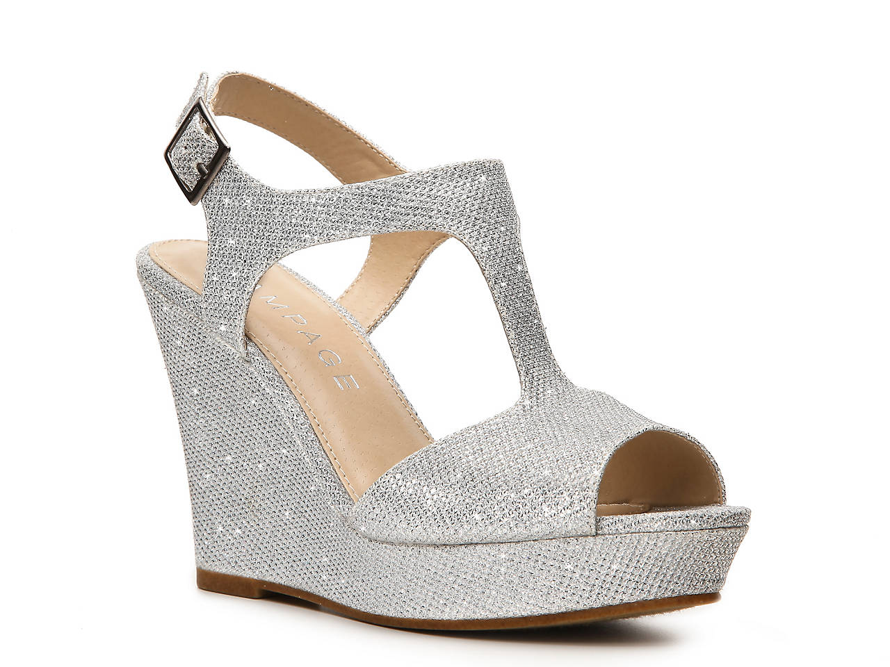 c07bb9c353b Candelas Wedge Sandal