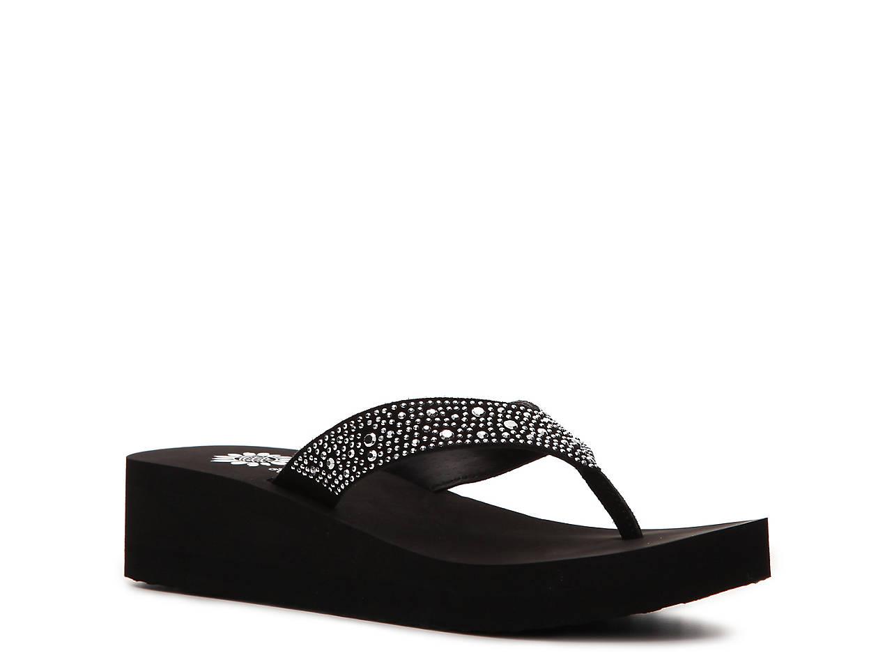 0383207900c90c Yellow Box Africa Wedge Sandal Women s Shoes