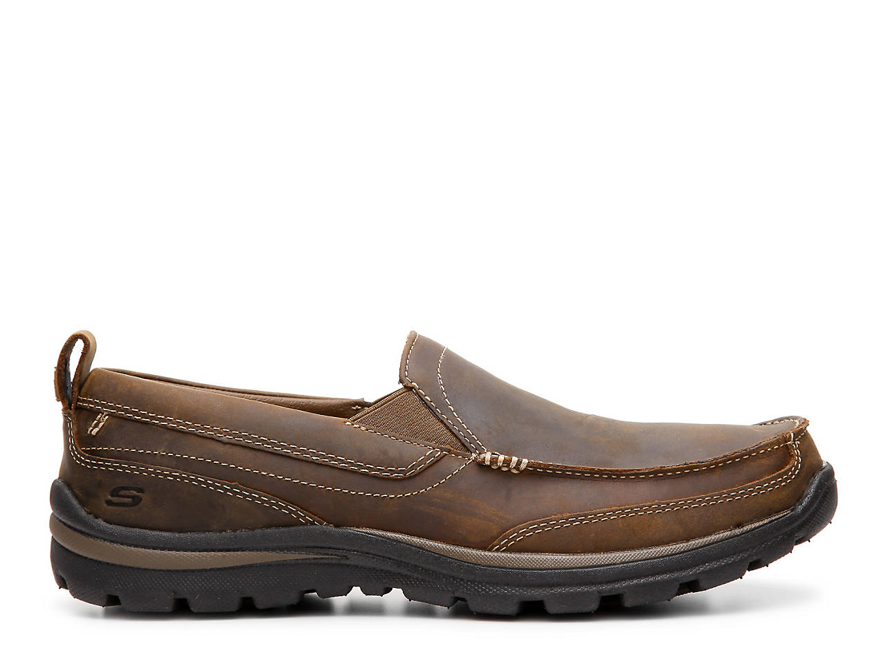 a7d96c2c7a0 Skechers Relaxed Fit Superior Gains Slip-On Men s Shoes