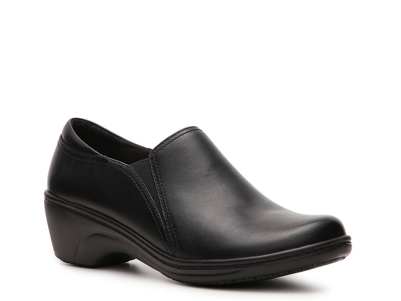 fa453b6478fd3 Clarks Grasp Chime Work Slip-On Women's Shoes | DSW