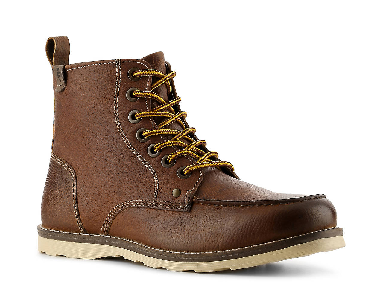 Crevo Buck Moc Toe Boot Men S Shoes Dsw
