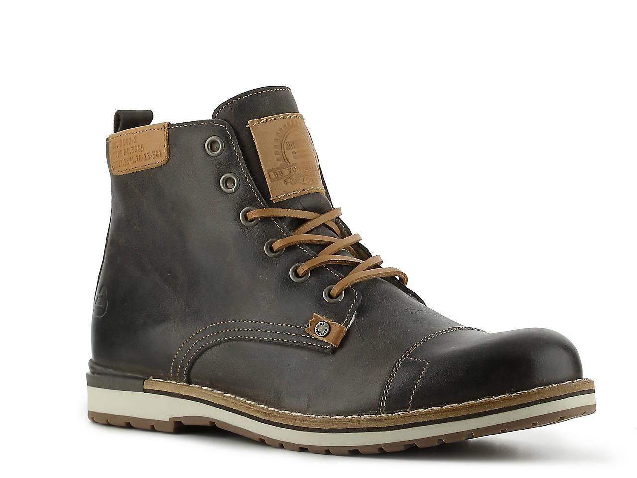 Mens WARM BOOTTIE Boots Bullboxer GFPsK