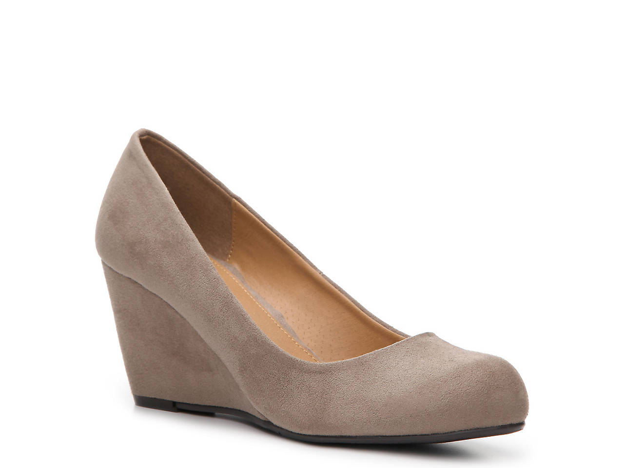CL by Laundry Nima Wedge Pump Women's Shoes | DSW