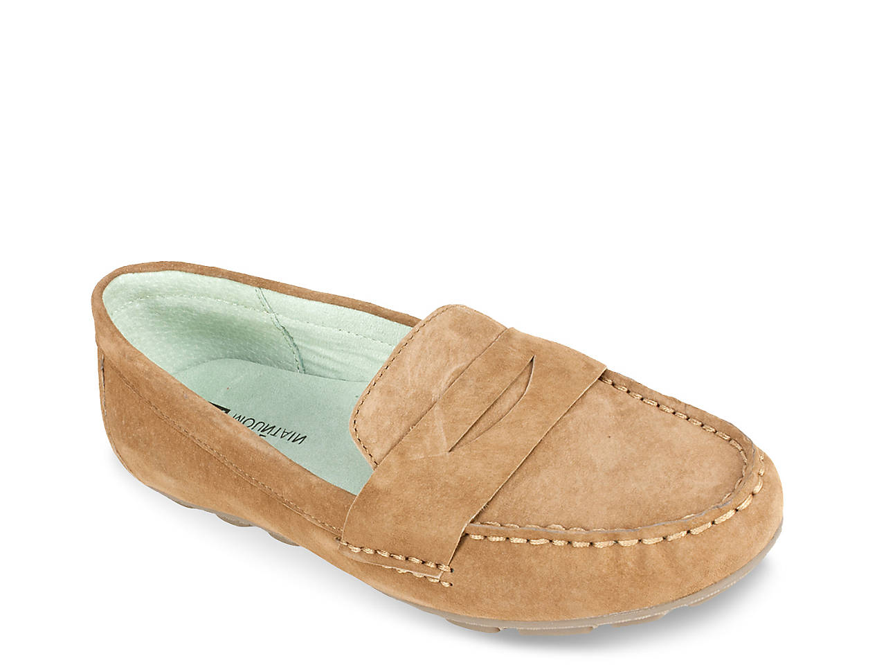 27272599c8c White Mountain Skipper Loafer Women s Shoes