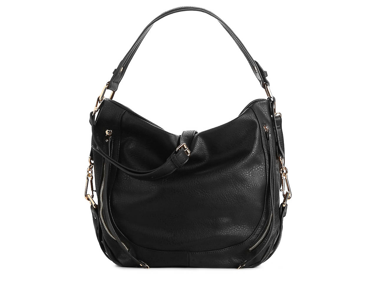 38a8b564b5 Urban Expressions Jessie Hobo Bag Women s Handbags   Accessories