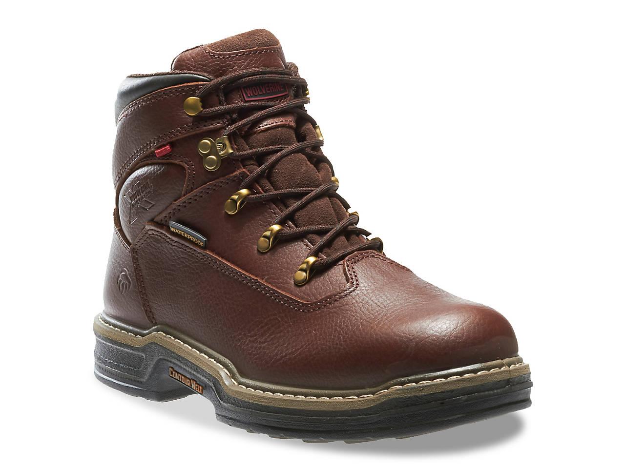 6568d806e44 Buccaneer Steel Toe Work Boot