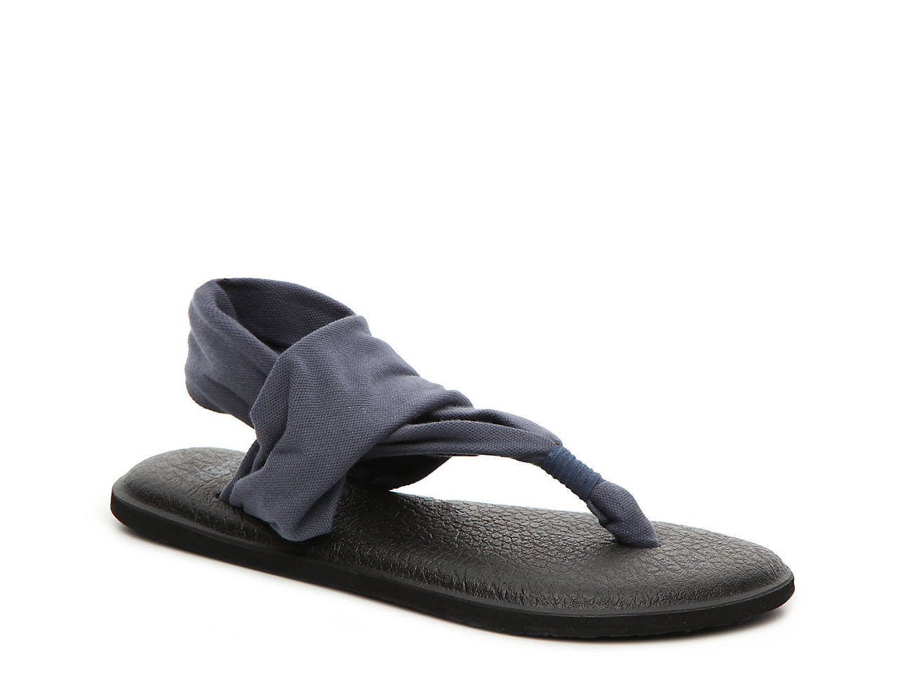 Women's sandals that hide bunions - Yoga Sling Flat Sandal