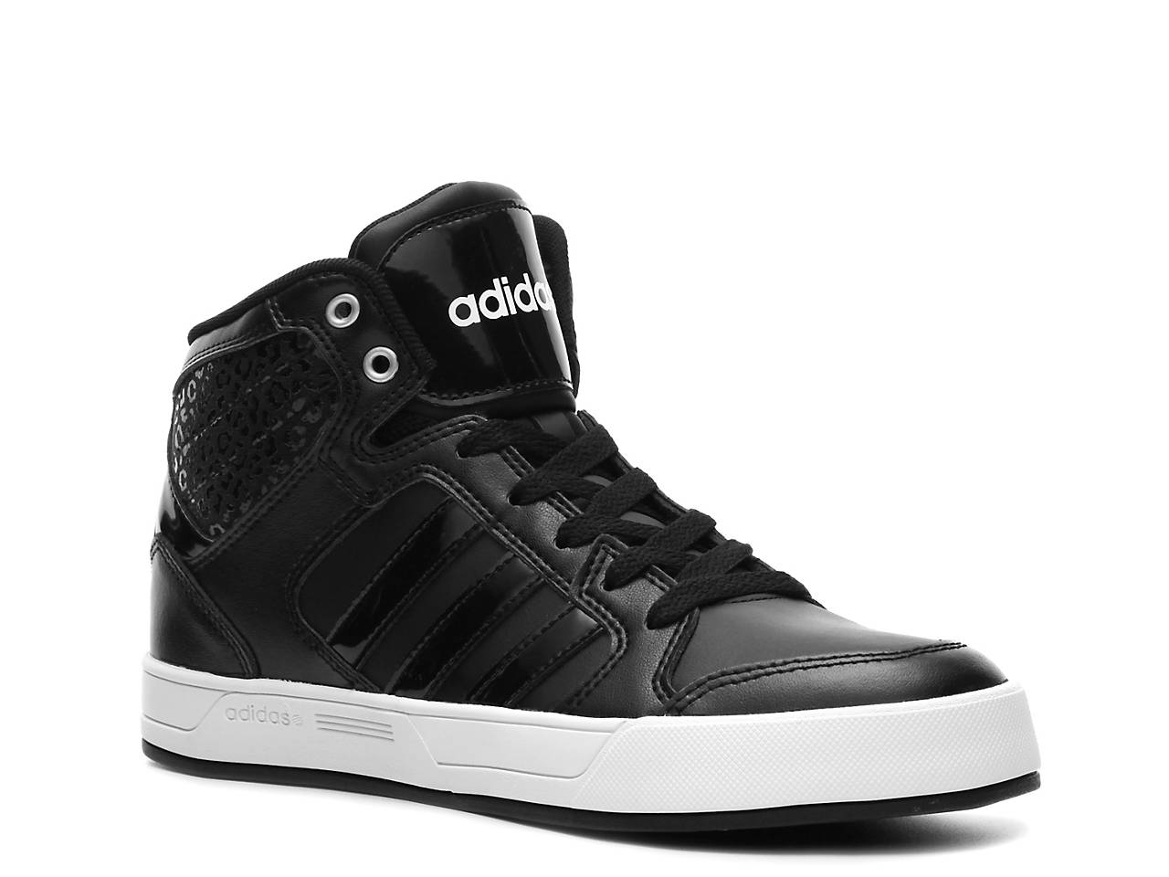 Raleigh High Adidas Neo Sneaker Women's Top ShoesDsw 34jL5AR