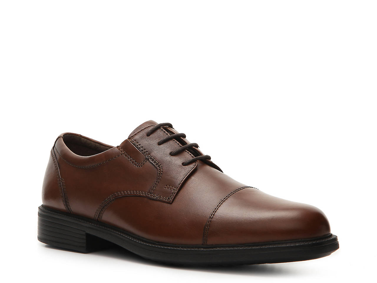 Bardwell Limit Cap Toe Oxford