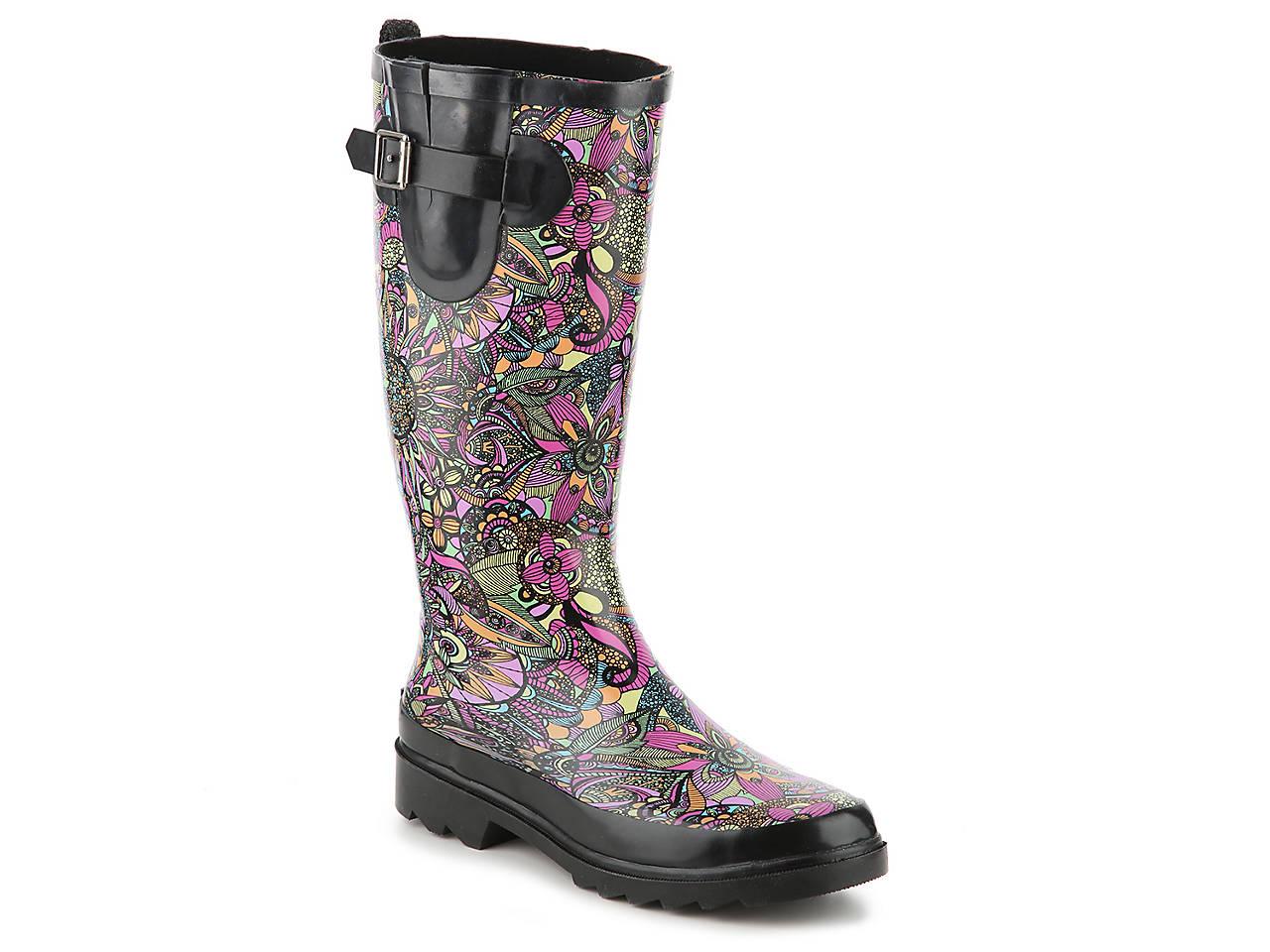 6382ce02e Sakroots Rhythm Rain Boot Women's Shoes | DSW