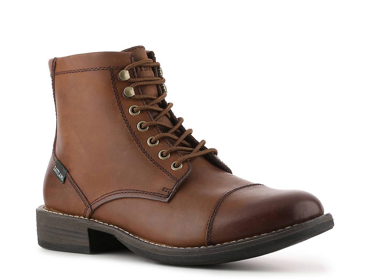 20d3c52e688 High Fidelity Cap Toe Boot