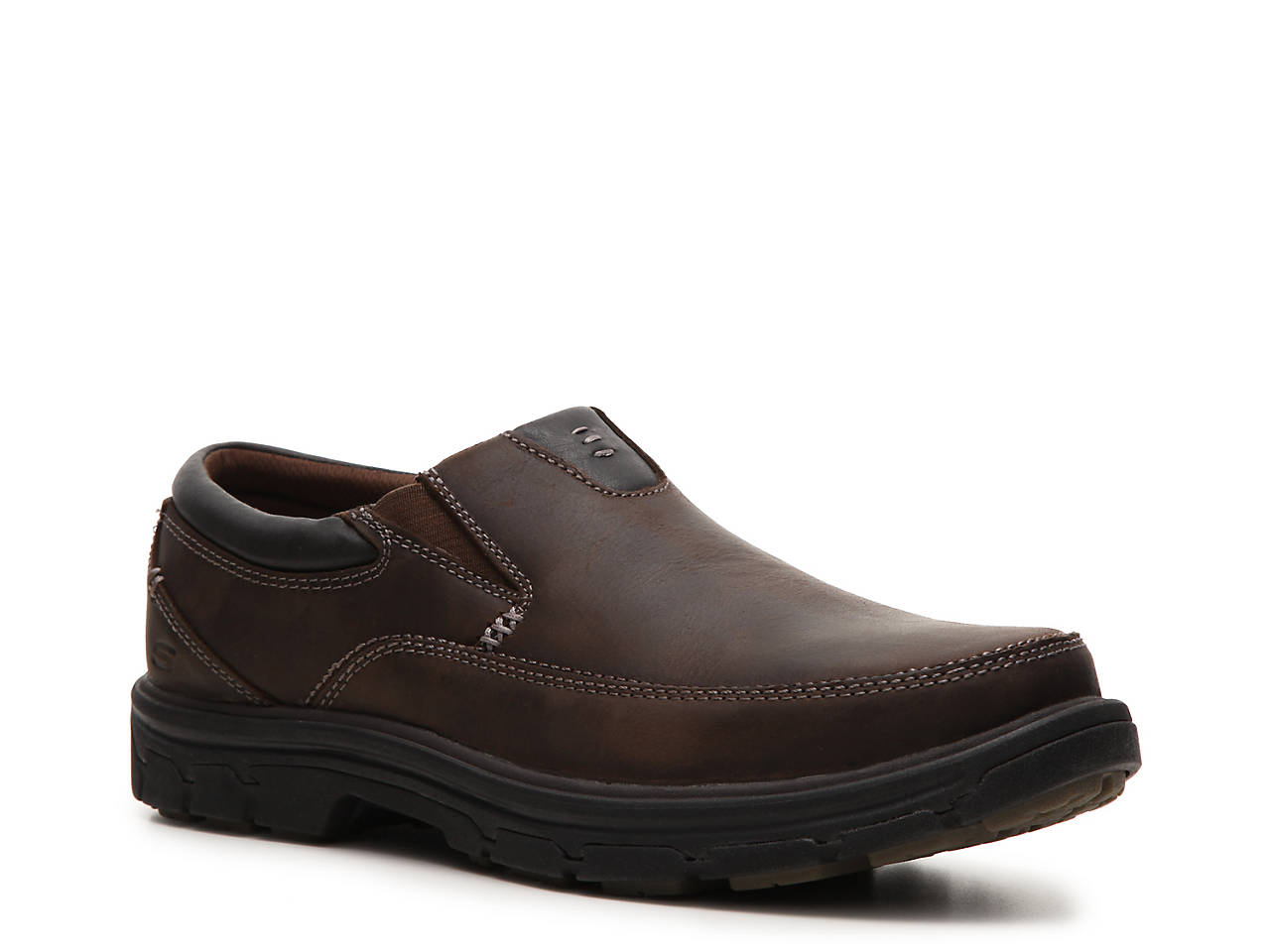 524ceaf3b Skechers Relaxed Fit The Search Slip-On Men's Shoes | DSW