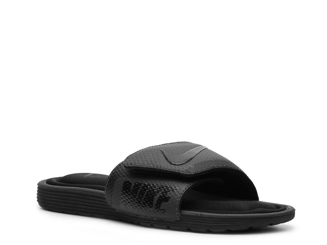 283614033360 Nike Solarsoft Comfort Slide Sandal Men s Shoes