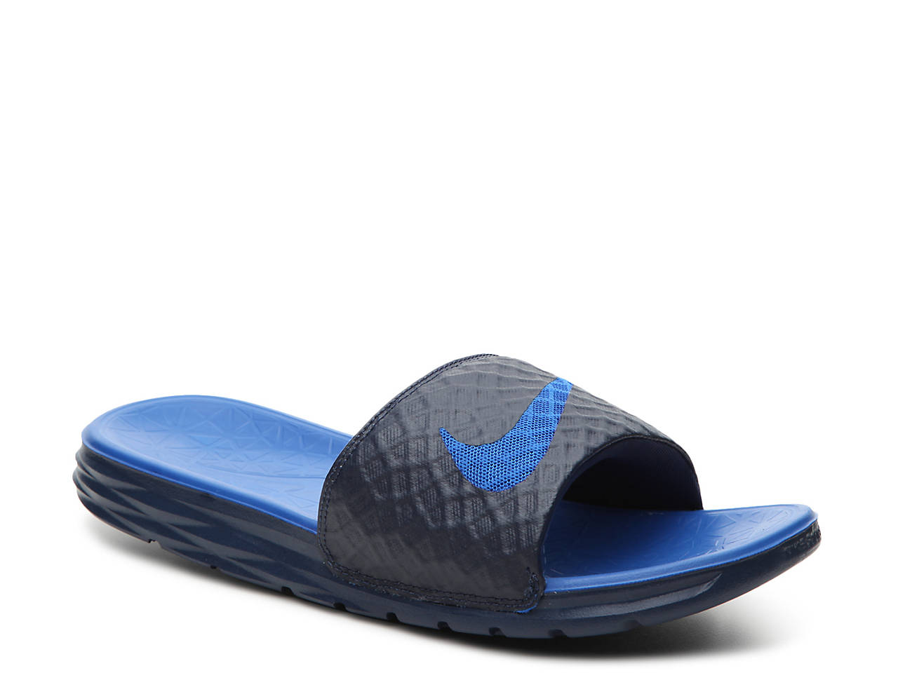88017e04d00c5 Nike Benassi Solarsoft 2 Slide Sandal - Men s Men s Shoes