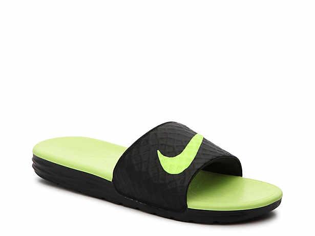 add252db41f69f Nike. Benassi Solarsoft 2 Slide Sandal - Men s