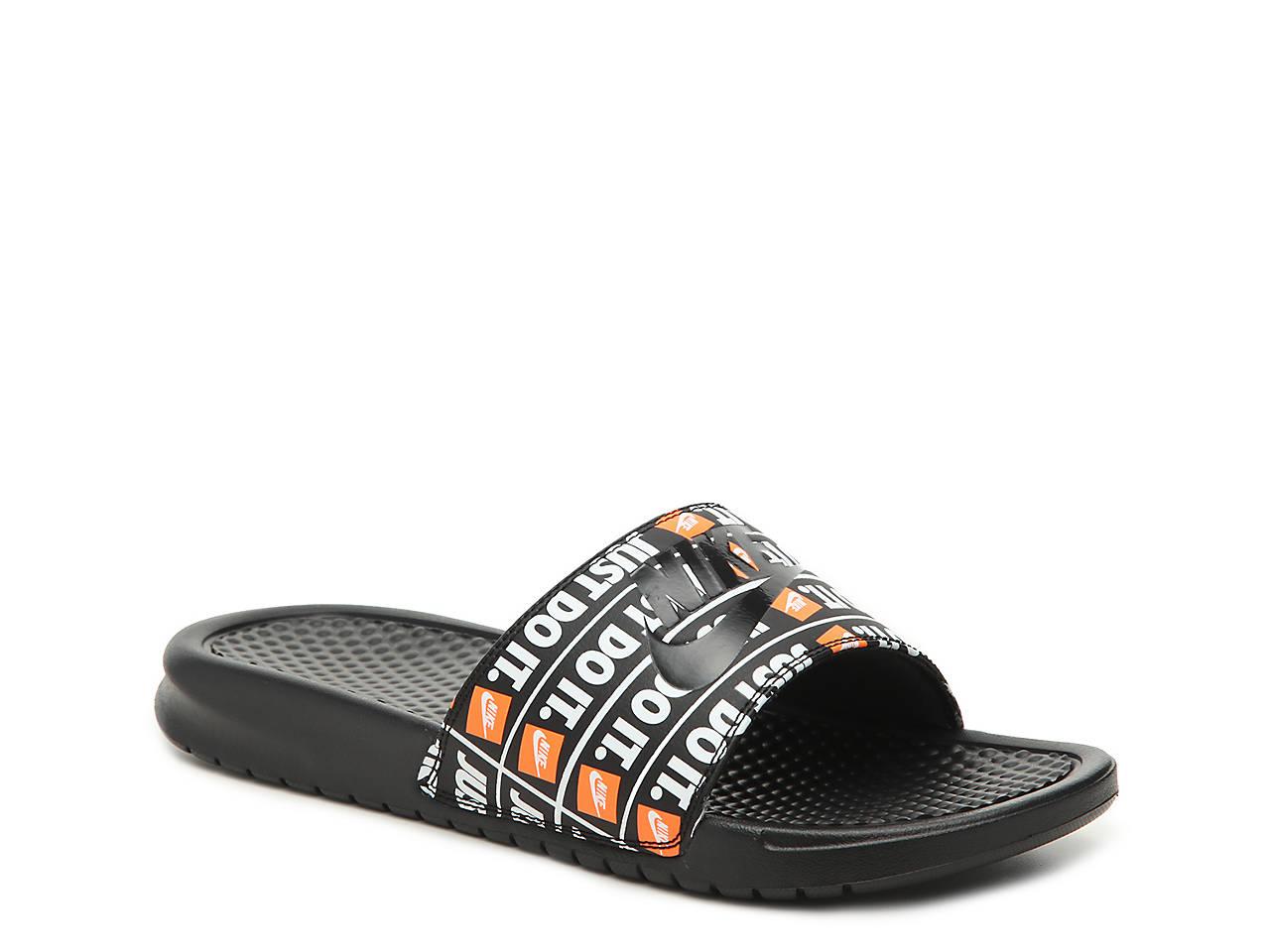 Nike Benassi Just Do It Slide Sandal - Men s Men s Shoes  fc7e1ea96