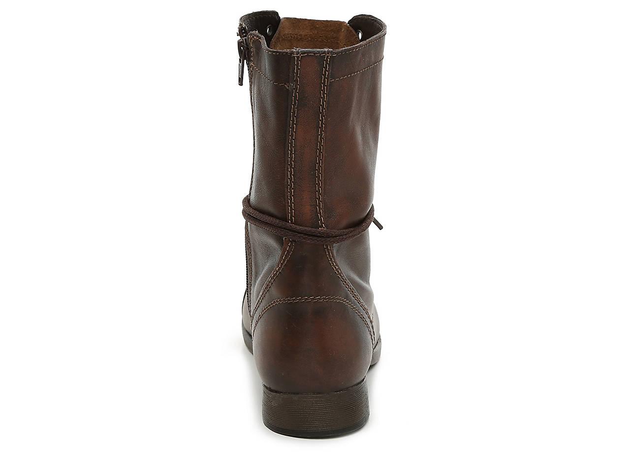 d7eb58b954f Steve Madden Troopa Combat Boot Women s Shoes