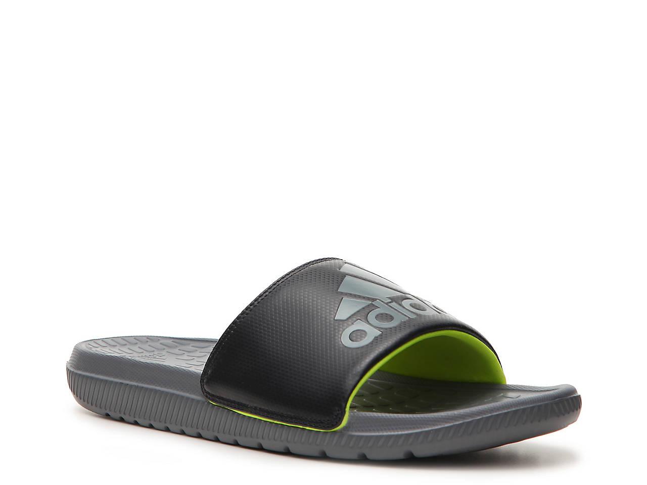 275ffe580b4c74 adidas Voloomix Slide Sandal - Men s Men s Shoes