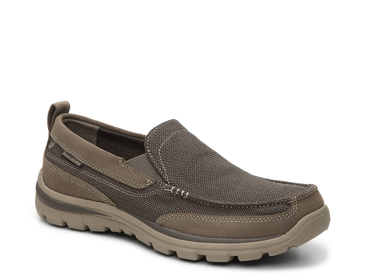 3a2e045e1caa Skechers Relaxed Fit Milford Slip-On Men s Shoes